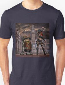 Steampunk Sci-Fi 2 T-Shirt