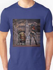 Steampunk Sci-Fi 2 Unisex T-Shirt