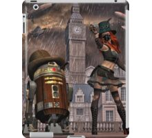 Steampunk Sci-Fi 2 iPad Case/Skin