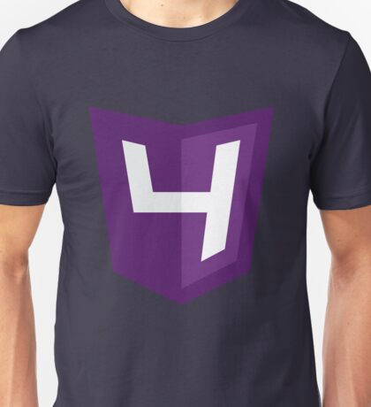 HTML4 Decepticons Unisex T-Shirt