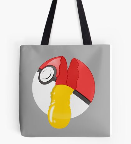 Pukeggball Tote Bag