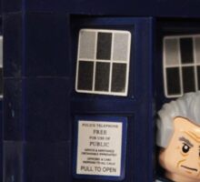 Lego Doctor Sticker