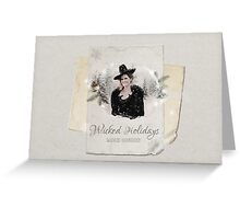 Christmas Special - Cards - The Wicked Witch Greeting Card