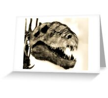 My, What Big Teeth You Have! Greeting Card