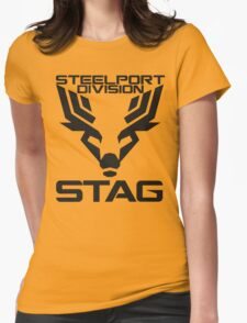 STAG Initiative Womens Fitted T-Shirt