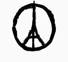 Paris Peace Sign T-Shirt