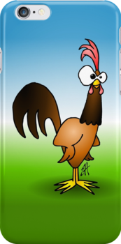Rooster by cardvibes