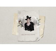 Christmas Special - The Wicked Witch  Photographic Print