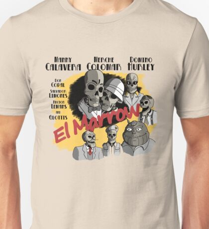 El Marrow. Unisex T-Shirt