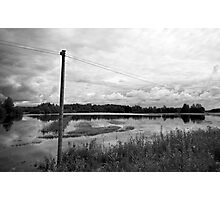 Summer Floods Photographic Print