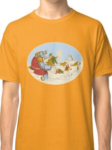 A Chrono to the past  Classic T-Shirt
