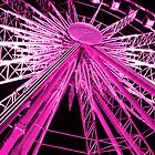 Paris Wheel by David Snailham