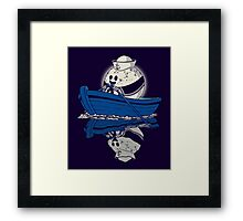 The real Sailor Moon. Framed Print