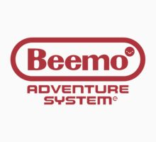 Beemo Adventure System (Red) One Piece - Long Sleeve