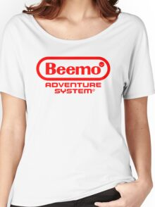 Beemo Adventure System (Red) Women's Relaxed Fit T-Shirt