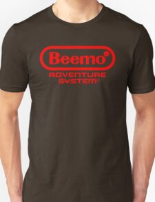 Beemo Adventure System (Red) Unisex T-Shirt