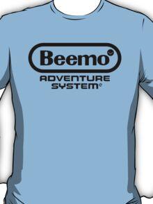 Beemo Adventure System (Black) T-Shirt