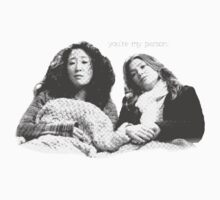 Grey's Anatomy - You're my person by screenlocked .