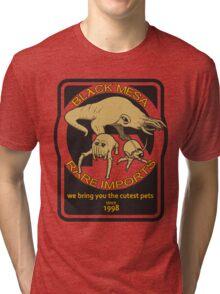 Black Mesa rare imports. Tri-blend T-Shirt