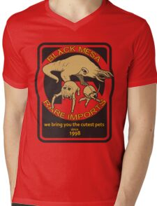 Black Mesa rare imports. Mens V-Neck T-Shirt