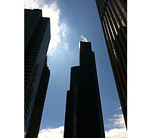 Downtown Seattle, Columbia Center Tower Photographic Print