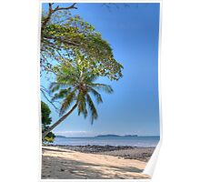 Wonga Beach, North Queensland Poster