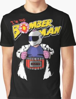 I'm the Bomberman! Graphic T-Shirt