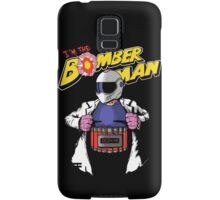 I'm the Bomberman! Samsung Galaxy Case/Skin
