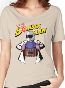 I'm the Bomberman! Women's Relaxed Fit T-Shirt