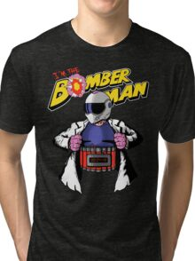 I'm the Bomberman! Tri-blend T-Shirt