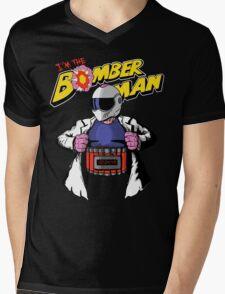 I'm the Bomberman! Mens V-Neck T-Shirt
