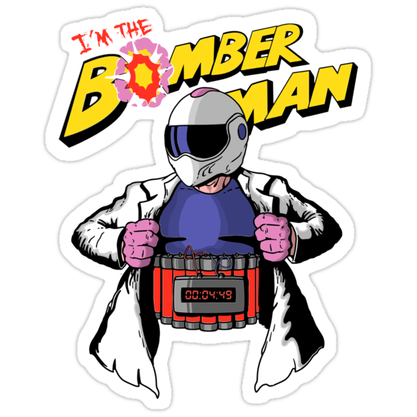 I'm the Bomberman! by J.C. Maziu