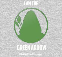 I am the Green Arrow Kids Tee