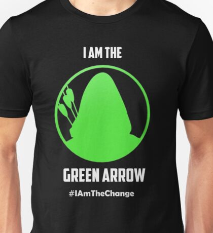 I am the Green Arrow Unisex T-Shirt