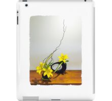 Lillies and willow iPad Case/Skin