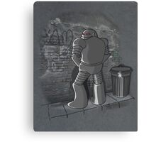 They do it too. Canvas Print