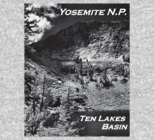 Ten Lakes Basin - Yosemite N.P. Kids Clothes