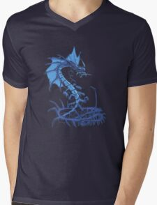Remorhaz - D&D creature Mens V-Neck T-Shirt