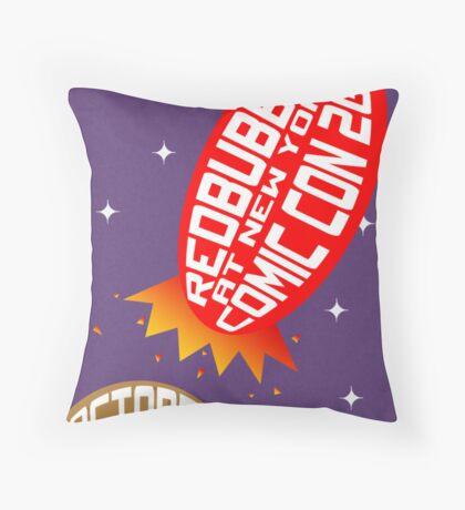 Liftoff Throw Pillow