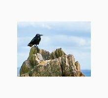 Crow On The Rocks Classic T-Shirt