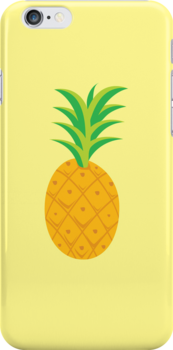 Pysch Pineapple by ElocinMuse
