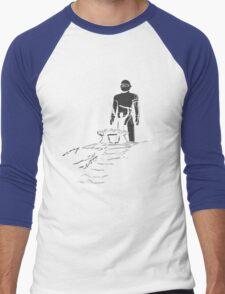 Klaatu Barada N... Men's Baseball ¾ T-Shirt