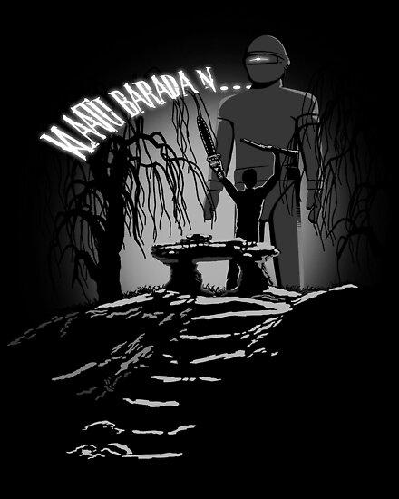 Klaatu Barada N... by J.C. Maziu