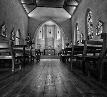 Inside The Convent by kurtstanley