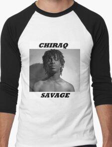 CHIRAQ SAVAGE Men's Baseball ¾ T-Shirt
