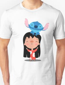 Lilo & Stitch friends T-Shirt