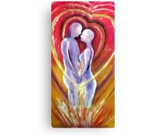 Souls Unite Canvas Print