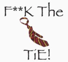 F**K The Tie by flamewolf33