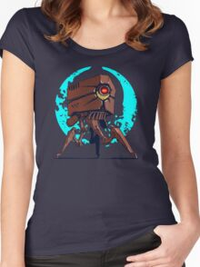 Other Robot tripod  Women's Fitted Scoop T-Shirt