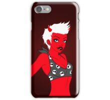 Rockabilly Devil iPhone Case/Skin